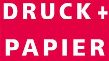 Druck und Papier Logo
