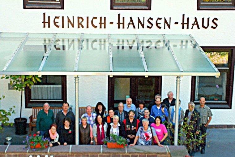 Betriebsratseminar Hörste 2015
