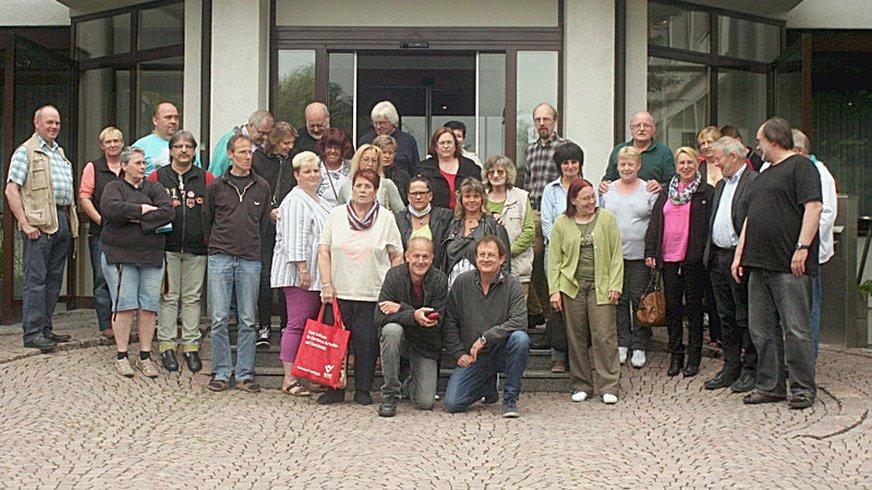 Gruppenbild Seminar Gladenbach