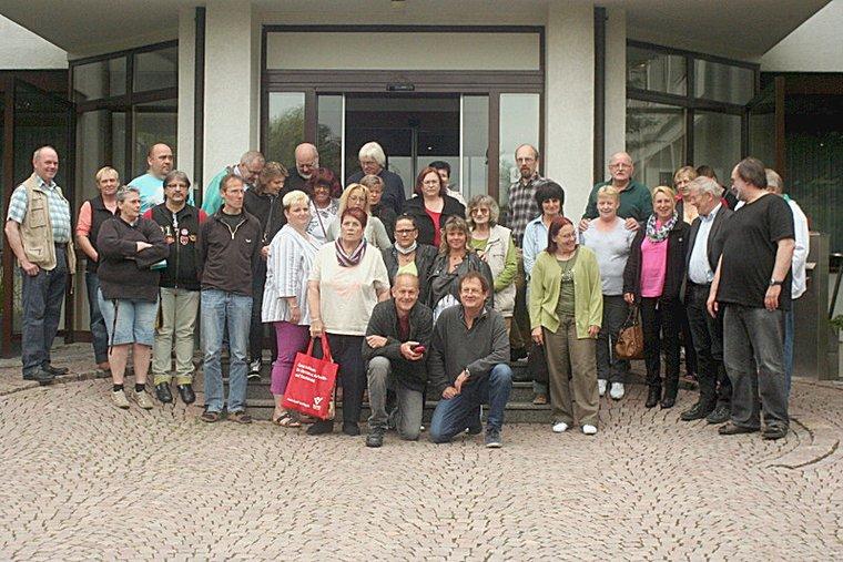 Betriebsräteseminar Juni 2015 In Gladenbach