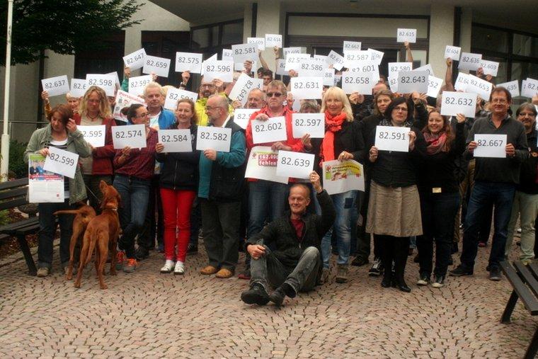 Solidarität, Zusteller, Krankenhäuser