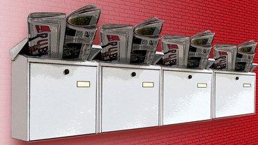 Grafik Website ZeitungszustellerInnen