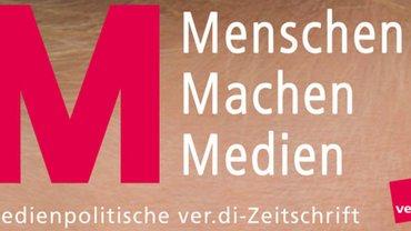 M Menschen Machen Medien Logo