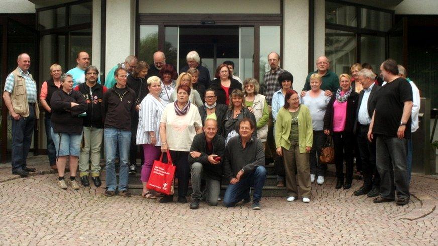 Gruppenbild BR-Seminar Gladenbach