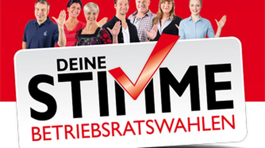 Betriebsratswahlen Logo