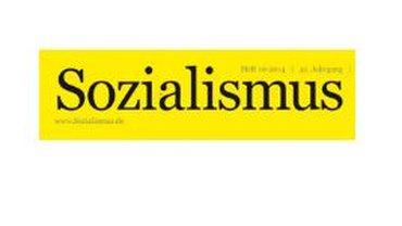 Zeitschrift Sozialismus