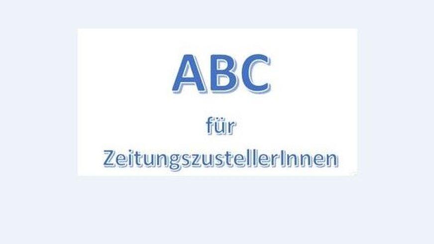 ABC Zeitungszusteller
