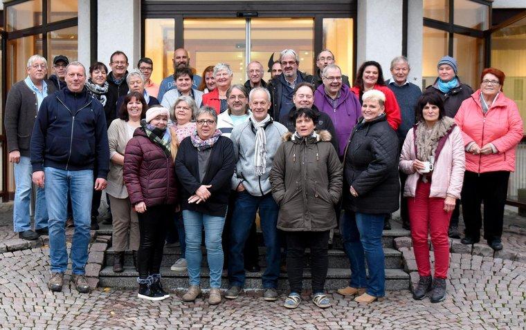 Betriebsräteseminar November 2018 In Gladenbach